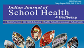 Indian Journal of School Health